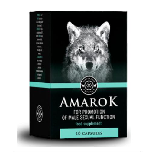 Amarok oživí oheň chtíče mezi partnery!