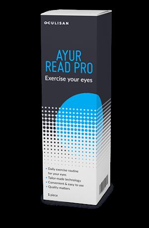 Ayur Read Pro ir novatoriskas brilles, kas efektīvi rūpēsies par jūsu acīm un uzlabos jūsu redzi!